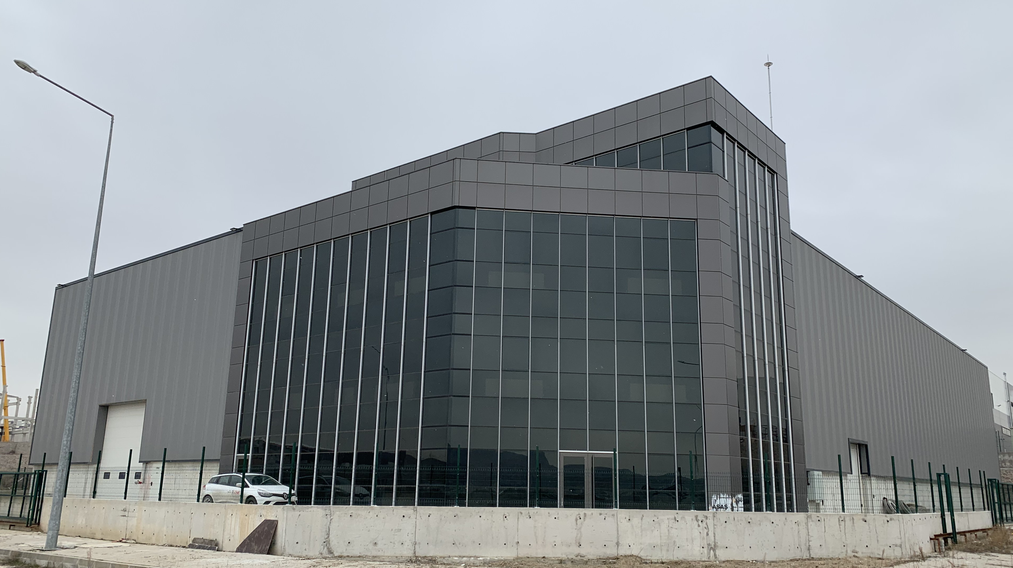 AYMAKSAN GEAR Building